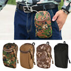 Outdoor Waterproof Bag Waist Fanny Pack Camping Military Army Camo Bag Pouch