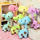 Soft Giraffe Small Animals Plush Toys with Hanging Sucker B20E