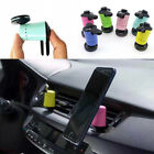 2in1 Magnetic Car Cell Phone Holder Mount Dash 360° Rotating Stand + Car Perfume