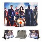 For Generic Universal 7 Inch Tab Tablet Disney Figure Flip Leather Case Cover