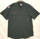 Boy Scouts of America Mens Venturing Short Sleeve Shirt Small Medium Large XL