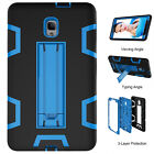 Heavy Duty Hard Rugged Case Cover For Samsung Galaxy Tab A 8.0 T380 T385 Tablet