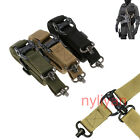 "Nylon Quick Detach QD 1 or 2 Point Multi 1.2"" Rifle Sling Strap Band for Hunting"