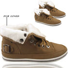 LADIES DIAMANTE FAUX LEATHER SNEAKER TRAINERS SPORT CAUSAL LACE UP SHOES UK 3-8
