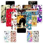 For Huawei P8 P9 Lite 2017 Honor 8 Lite Christmas Hard Case Cover 2018 New Year
