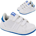 NEW BOY GIRLS KIDS TOUCH STRAP SCHOOL CASUAL TRAINER SPORTS RUNNING SHOES SIZE