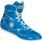 Внешний вид - Ringside Lo-Top Diablo Boxing Shoes - Blue