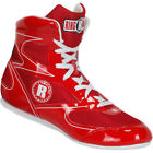 Внешний вид - Ringside Lo-Top Diablo Boxing Shoes - Red