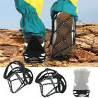 Universal Springs Crampons Ice Snow Shoe Boots Spikes Grips Cleats Outdoor Sport