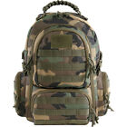 Highland Tactical West Heavy Duty Tactical Backpack Backpacking Pack NEW