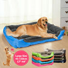 Large Small Pet Dog Cat Bed Puppy Cushion House Soft Warm Kennel Mat Blanket hot