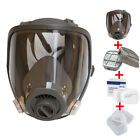 15 in 1 Set Full Face Facepiece Respirator Gas Mask For 6800 Dust Paint Spraying