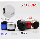 Mini Wireless Portable Bluetooth Speaker With Shutter Button Selfie Build-in Mic
