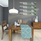 10pcs 3d Mirror Removable Wall Sticker Diy Acrylic Mural Decal Home Room Decor