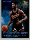 2017-18 Panini Ascension Composure Basketball Cards Pick From List