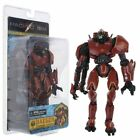 Pacific Rim EUREKA TYPHOON Jaeger Danger 7'' Action Figure NECA