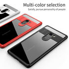 iPaky for Xiaomi Mi Mix 2 Mi 5X Case Soft Silicone Frame+Acrylic Plastic Cover