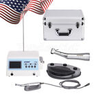 US Dental Implant System Surgical Brushless Motor W 20:1 Contra Angle Handpiece