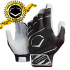 EvoShield Speed Stripe YOUTH SPEED STRIPE GEL TO SHELL Batting Gloves BLK/GRAY