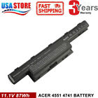 51 battery - New Battery for Acer AS10D31 AS10D51 Gateway 4741 AS10D71 AS10D75 Laptop