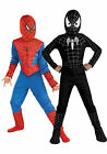 Spiderman Cosplay Kostüm Kinder Jungen 3pcs Outfit Sets Karneval Fasching Kostm