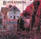 BLACK SABBATH CD SELF TITLED 1ST OZZY OSBOURNE TONY IOMMI