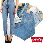 VINTAGE GRADE A! LEVI LEVIS 501 HIGH WAISTED MOM BOYFRIEND WOMENS JEANS 6-12
