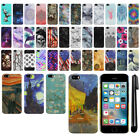 For Apple iPhone 4 4S AT&T HARD Protector Back Case Phone Cover + PEN