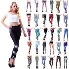 Women's Print Leggings Stretch Fashion Pants- Multiple Fun Prints & Patterns