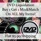 New Movie DVD Liquidation Sale ** Titles: A-A #662 ** Buy 1 Get 1 flat ship fee photo
