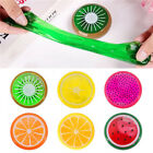 6pcs/set Creative Fruit Crystal Clay Jelly Slime Mud Kids Toy