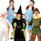 Wizard of Oz Kids Fancy Dress World Book Day Week Fairy Tale Childrens Costumes
