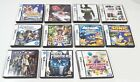 Mixed Lot of Nintendo DS Empty Replacement Game Cases with Manuals - Choose ANY!