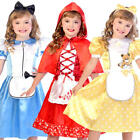 Fairy Tale Girls Fancy Dress World Book Day Week Story Childrens Kids Costumes