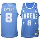 Los Angeles Lakers Kobe Bryant Throwback Light Blue Adidas Swingman Jersey 7484A on eBay