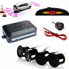 Car Parking 4 Sensor Buzzer Alarm Radar Reverse Backup System Car Rear Reversing