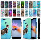 "For Huawei Honor 7X 5.93"" HARD Protector Back Case Phone Cover + PEN"