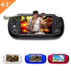mame game console - 8GB 4.3'' Touch Screen MAME Games Handheld Video Game Console Player Kids Toys