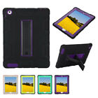 Heavy Duty Case for iPad 2/3/4 Mini Pro Strong Durable Hard TPU Case Cover Stand