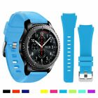 Replacement Silicone Band Strap Bracelet For Samsung Gear S3 Frontier WatchWristwatch Bands - 98624