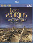 Lost Worlds: Mayan Mysteries/Life in the Balance (Blu-ray Disc, 2010, 2-Disc Set