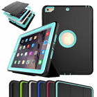 "Shockproof Heavy Duty Hard Case Smart Cover Stand For iPad 9.7"" A1822/A1823 2017"