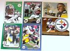 bobby shaw - BOBBY SHAW Steelers / Jaguars 6 Card Assorted Lot