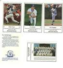 1982 Milwaukee Brewers  Police Set (30) Robin Yount Paul Molitor