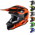 Just1 J32 Pro Kick Motocross Helmet MX ATV Neck Brace Ready Crash Lid GhostBikes
