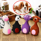 Animal Shape Pet Puppy Dog Latex Chew Bite Squeaker Squeaky Sound Playing Toy