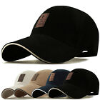 Unisex Adjustable Summer Baseball Cap Trucker Gym Snapback Hip-hop Sunshade Hat