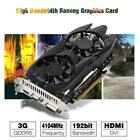 GTX750Ti 1050Ti 1060 2/3/4GB DDR5 192Bit PCI-E HD Gaming Video Graphics Card GPU