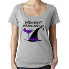 Midnight Margaritas Scoop Neck Top Cheeky Witch® T-Shirt Practical Magic Wiccan