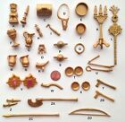 PLAYMOBIL Gold Items/Pick & Choose $0.99 Each/Combined Shipping Available